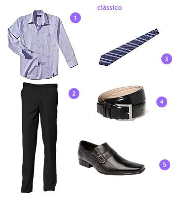 calça-social-risca-de-giz-colombo-camisa-manga-longa-gravata-cinto-couro-sapato-ferracini-classico
